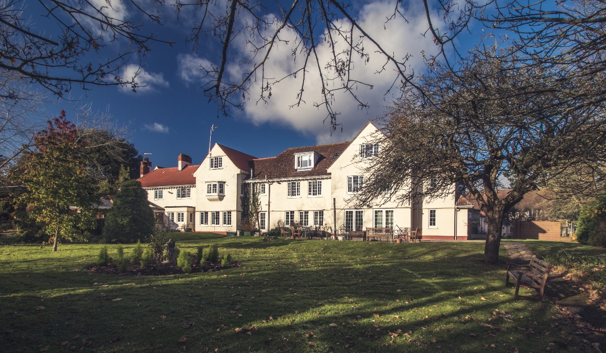 Residential Care Home in Somerset